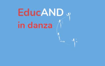 Bando Ammissioni Progetto Educando in danza a.a. 2019-2020